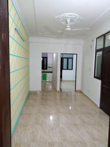 Gallery Cover Image of 550 Sq.ft 1 BHK Independent Floor for rent in Paryavaran Complex, Sheikh Sarai for 8500