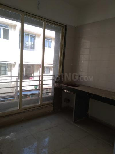 Kitchen Image of 480 Sq.ft 1 RK Apartment for rent in Dombivli East for 6500