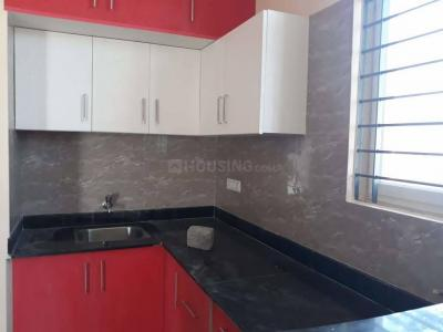 Gallery Cover Image of 600 Sq.ft 1 BHK Apartment for rent in Domlur Layout for 20000