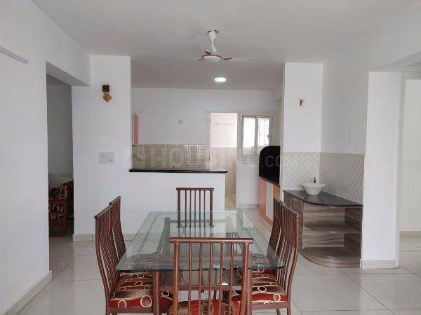 Living Room Image of 2436 Sq.ft 3 BHK Apartment for rent in Korattur for 50000
