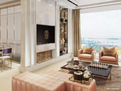 Gallery Cover Image of 1238 Sq.ft 2 BHK Apartment for buy in Lower Parel for 33200000