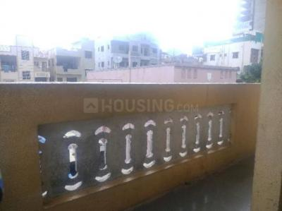 Gallery Cover Image of 450 Sq.ft 1 BHK Independent House for rent in Kharadi for 7500