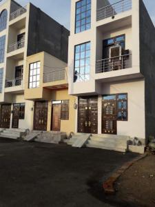 Gallery Cover Image of 570 Sq.ft 1 BHK Independent House for buy in Crossings Republik for 2150000