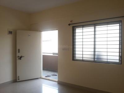 Gallery Cover Image of 750 Sq.ft 1 BHK Apartment for rent in Om Siddhi Gruha Apartmemt, Marathahalli for 16000