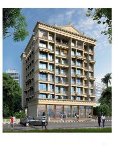 Gallery Cover Image of 680 Sq.ft 1 BHK Apartment for buy in Hari Om Precious Emerald, Kamothe for 5100000