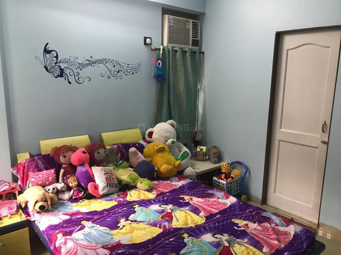 Bedroom Image of 550 Sq.ft 2 BHK Apartment for rent in Hiranandani Estate for 23000