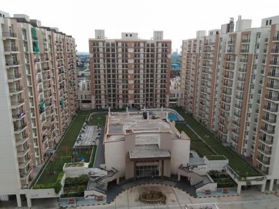 Gallery Cover Image of 1014 Sq.ft 2 BHK Apartment for rent in KLJ Platinum Heights, Sector 77 for 10000