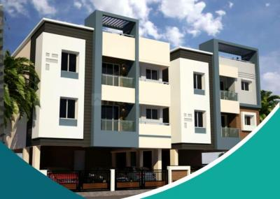 Gallery Cover Image of 868 Sq.ft 2 BHK Apartment for buy in Mogappair for 8000000