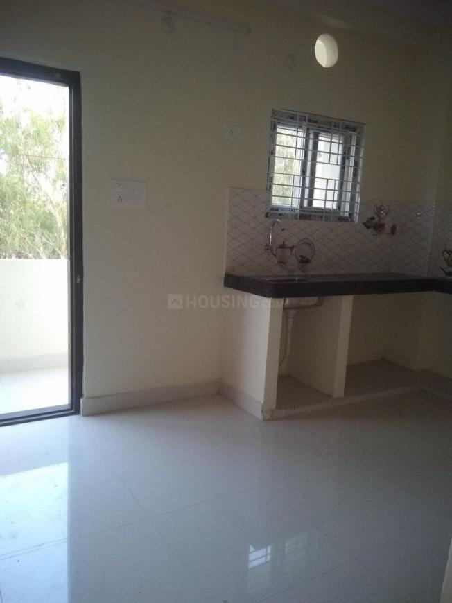 Kitchen Image of 700 Sq.ft 1 BHK Independent Floor for rent in Kondakal for 10000