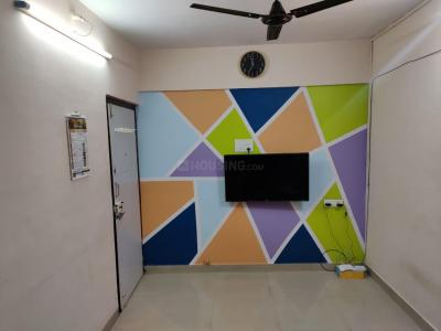 Gallery Cover Image of 360 Sq.ft 1 RK Apartment for rent in Haware Nirmiti, Kamothe for 7000