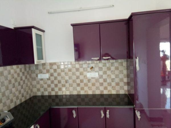 Kitchen Image of 1600 Sq.ft 3 BHK Independent House for buy in Pattanam for 3800000