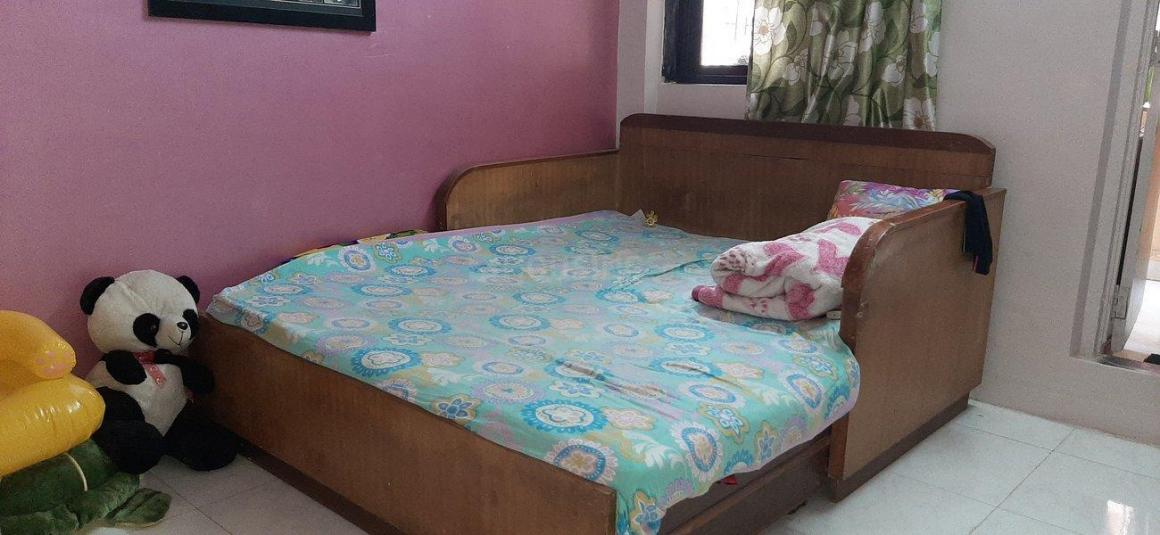 Bedroom Image of 950 Sq.ft 2 BHK Independent House for buy in Kopar Khairane for 10000000