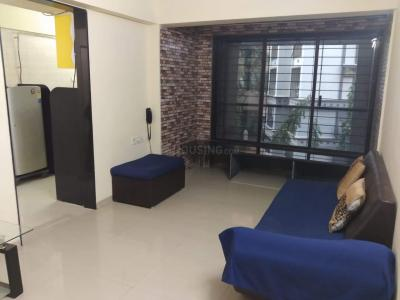 Gallery Cover Image of 1250 Sq.ft 1 BHK Apartment for rent in RNA Tenant Tower, Santacruz East for 36000