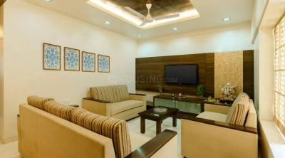 Gallery Cover Image of 1600 Sq.ft 4 BHK Apartment for rent in Mohammed Wadi for 45000