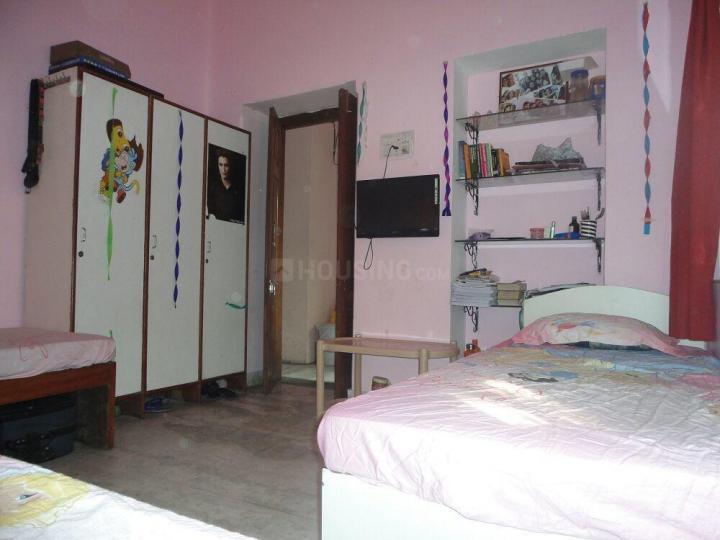 भोवनिपोरे में गार्गी पीजी में बेडरूम की तस्वीर