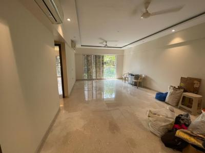 Gallery Cover Image of 1450 Sq.ft 3 BHK Apartment for rent in The Ruby CHS, Bandra West for 175000