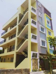 Gallery Cover Image of 500 Sq.ft 1 BHK Apartment for rent in R.K. Hegde Nagar for 9000