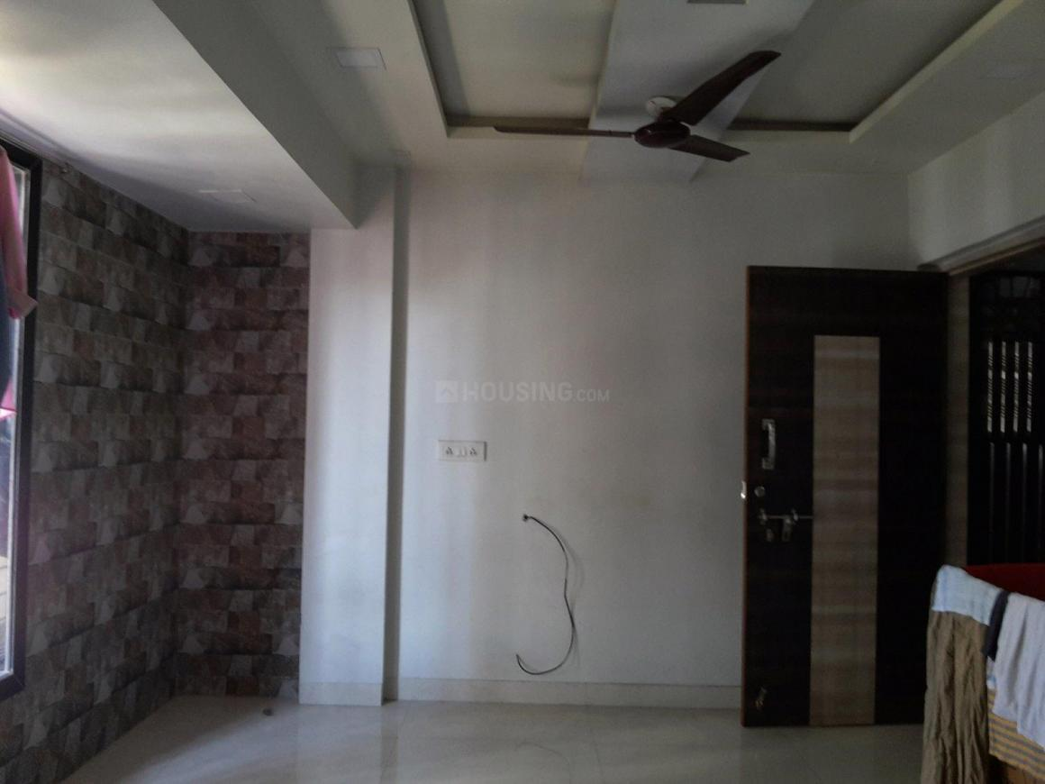 Living Room Image of 650 Sq.ft 1 BHK Apartment for buy in Airoli for 5900000