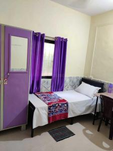 Bedroom Image of Star Home PG in Kharadi