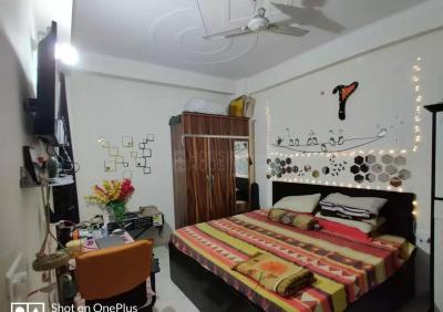 Gallery Cover Image of 1050 Sq.ft 3 BHK Independent Floor for buy in Sector 3 for 4800000