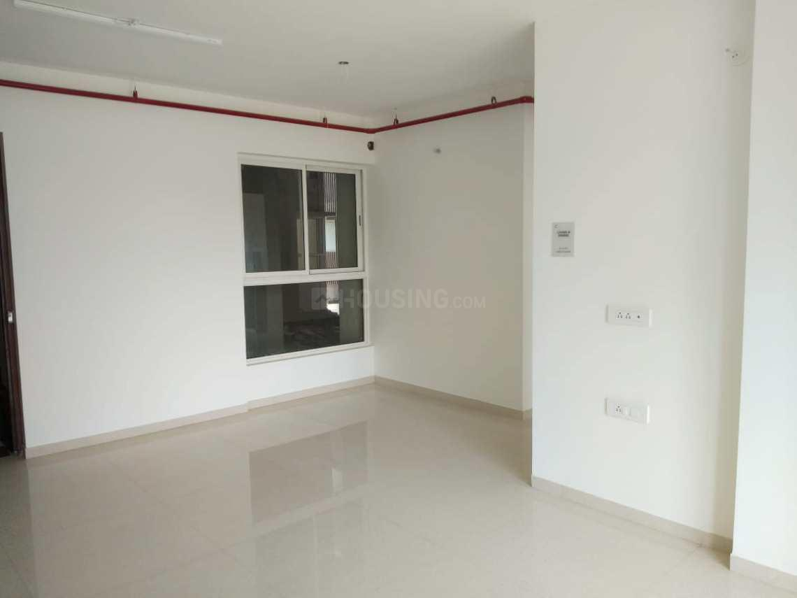 Living Room Image of 1306 Sq.ft 3 BHK Apartment for rent in Thane West for 38000