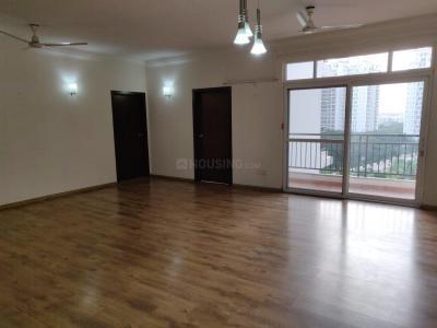 Gallery Cover Image of 2215 Sq.ft 4 BHK Apartment for rent in Prestige Shantiniketan, Krishnarajapura for 44000
