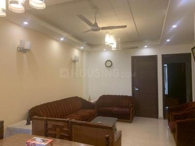 Gallery Cover Image of 1100 Sq.ft 3 BHK Independent Floor for rent in Janakpuri for 32000