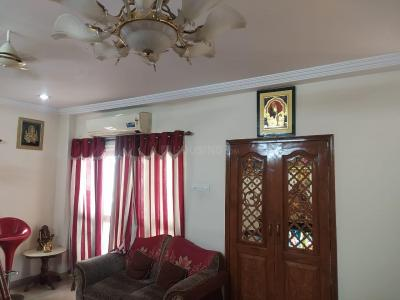 Gallery Cover Image of 1520 Sq.ft 3 BHK Apartment for rent in Kondapur for 34000