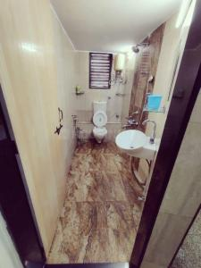 Bathroom Image of PG 5675215 Sangamvadi in Sangamvadi