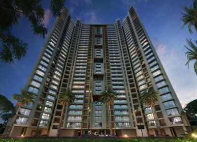 Gallery Cover Image of 900 Sq.ft 2 BHK Apartment for buy in Thane West for 7600000