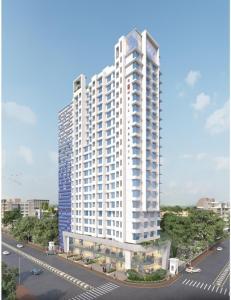 Gallery Cover Image of 612 Sq.ft 2 BHK Apartment for buy in  Vasanthi Apartment, Mulund East for 13812000