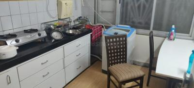 Kitchen Image of PG 6057634 Girgaon in Girgaon