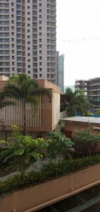Gallery Cover Image of 750 Sq.ft 2 BHK Apartment for rent in Kasarvadavali, Thane West for 19000