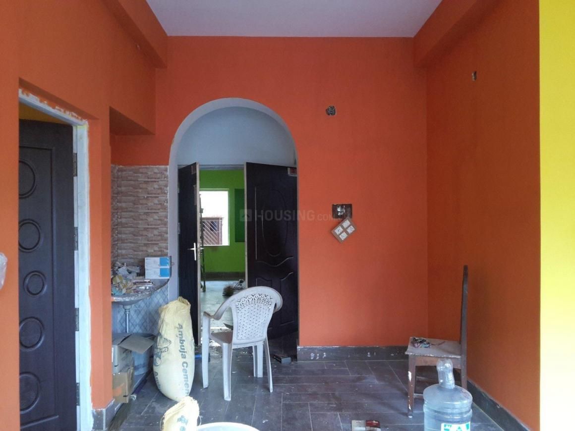 Living Room Image of 950 Sq.ft 2 BHK Independent House for rent in Thakurpukur for 10000