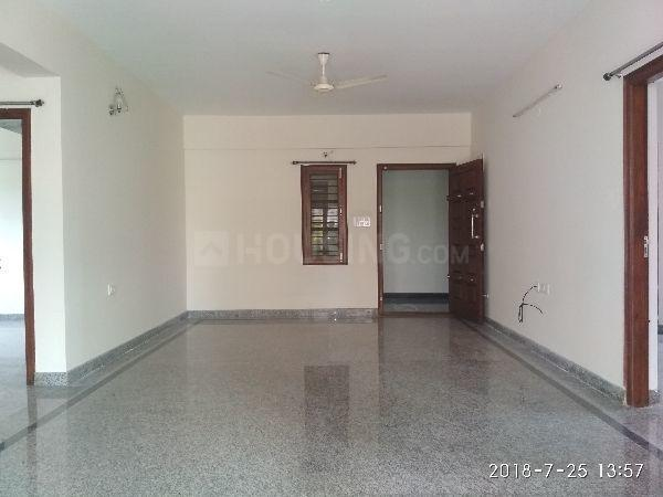Living Room Image of 1800 Sq.ft 3 BHK Apartment for rent in J. P. Nagar for 40000