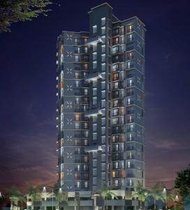Gallery Cover Image of 1255 Sq.ft 3 BHK Apartment for buy in Mokal Pushp Pinnacle, Kharghar for 15200000