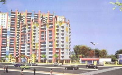Gallery Cover Image of 1240 Sq.ft 2 BHK Apartment for rent in RAS Palm Residency, Sector 76 for 8500
