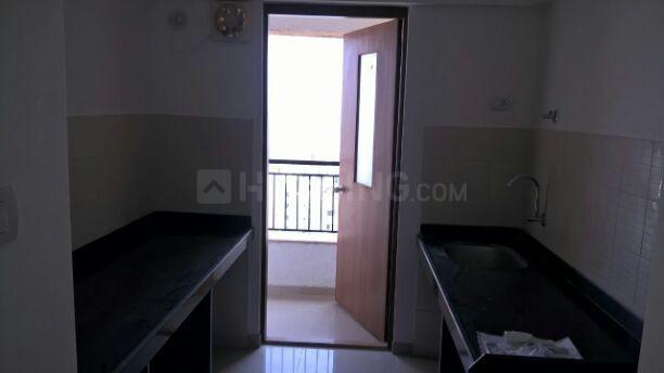 Kitchen Image of 864 Sq.ft 2 BHK Apartment for rent in Dombivli East for 12000