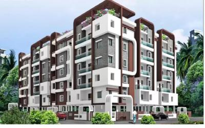 Gallery Cover Image of 1150 Sq.ft 2 BHK Apartment for rent in Cyber Lake Vision, Manchirevula for 17500
