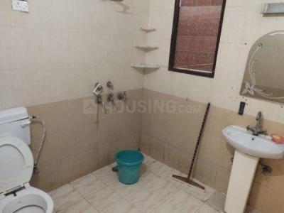 Bathroom Image of Romit PG in Sector 63