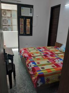 Bedroom Image of Simran Girls PG in Vijay Nagar