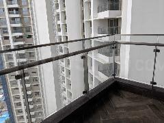 Gallery Cover Image of 1000 Sq.ft 3 BHK Apartment for rent in SD Building No 2 Wings A and B Alpine, Kandivali East for 45000