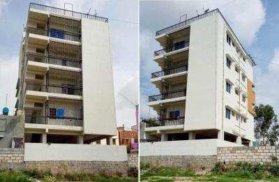 Gallery Cover Image of 1050 Sq.ft 2 BHK Independent House for rent in Bhoganhalli for 26000