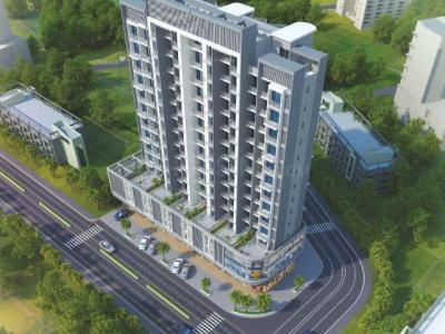 Gallery Cover Image of 700 Sq.ft 1 BHK Apartment for buy in Uran for 4000000