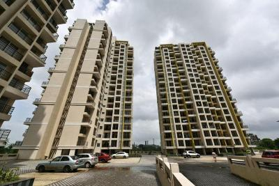 Gallery Cover Image of 622 Sq.ft 1 BHK Apartment for buy in Gurukrupa Guru Atman, Kalyan West for 4500000