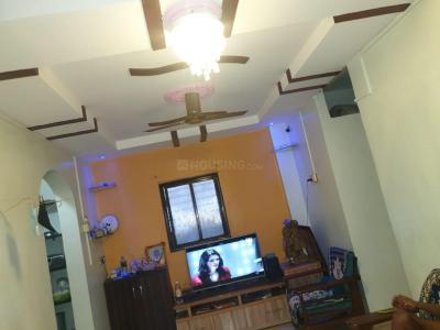 Gallery Cover Image of 1200 Sq.ft 2 BHK Apartment for rent in kumar Aangan, Yerawada for 25000
