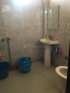Bathroom Image of Veer PG in Mukherjee Nagar