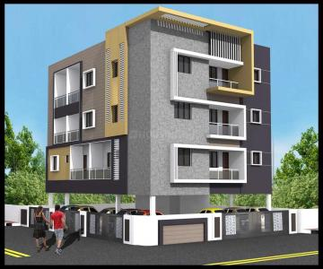 Gallery Cover Image of 775 Sq.ft 2 BHK Apartment for buy in Kolathur for 4945000