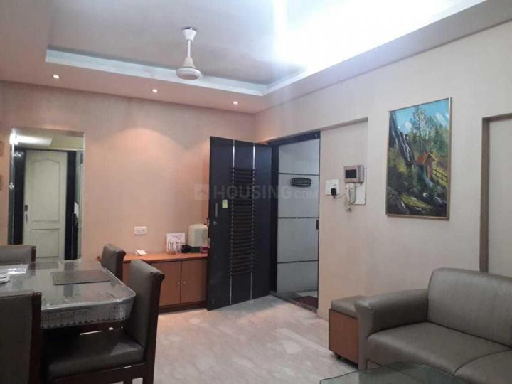 Living Room Image of 1400 Sq.ft 3 BHK Apartment for rent in Bandra West for 125000