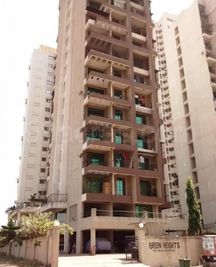 Building Image of 1100 Sq.ft 2 BHK Apartment for buy in Kharghar for 7800000